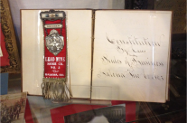 Constitution & By Laws from Lead Mine Co. No. 3 and Ribbon
