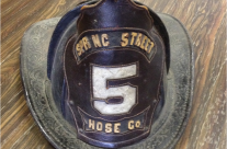 Fire Helmet from Firehouse No. 5