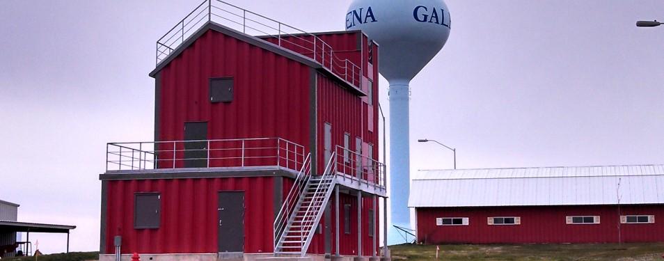 Galena Fire Department Training Cen...